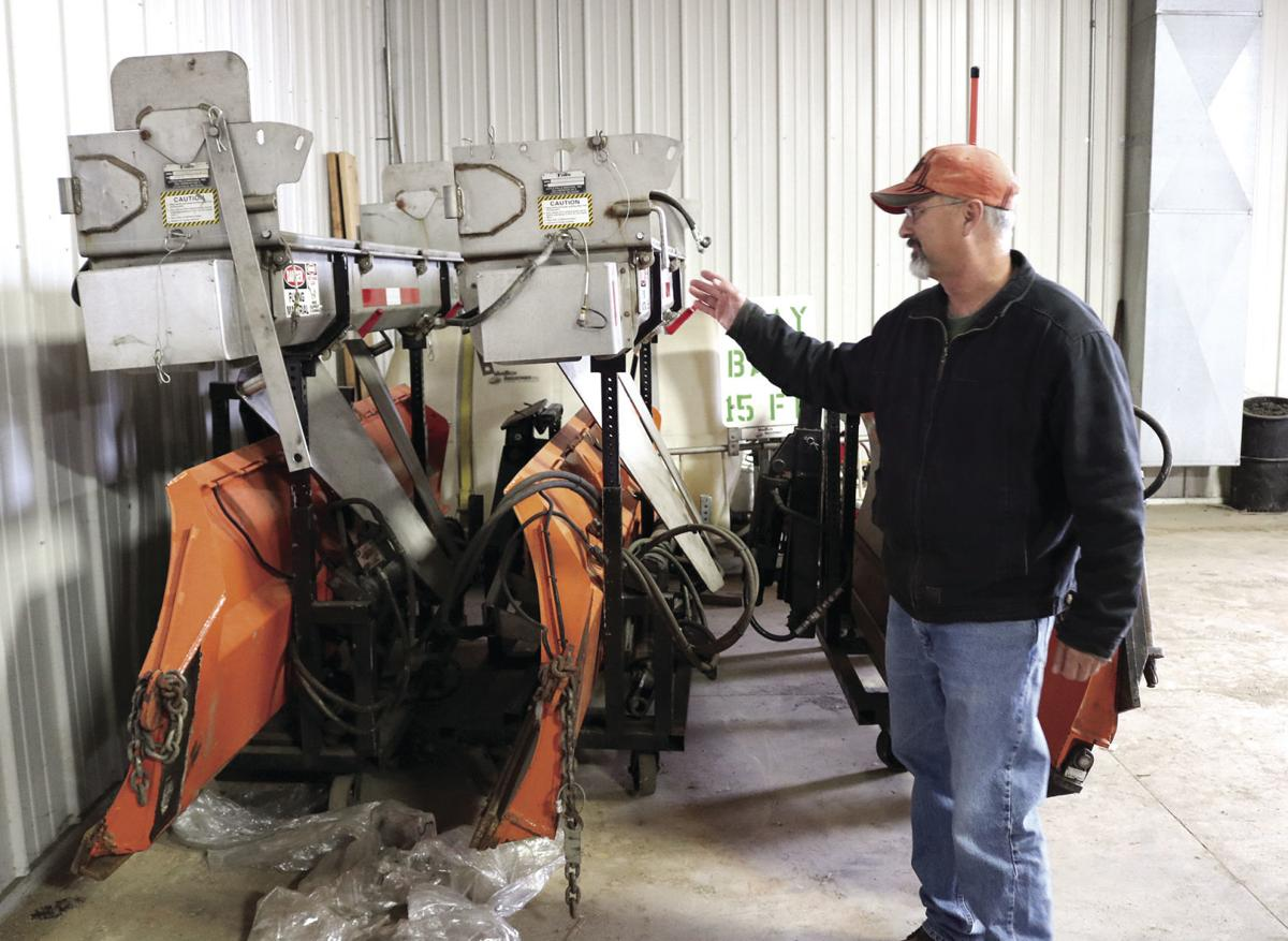 (DON'T) LET IT SNOW: Streets Department two weeks out from preparing for snow season