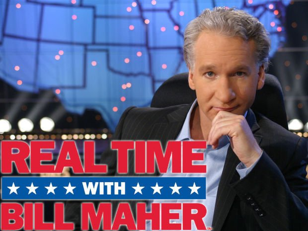 Bill Maher TV promotion