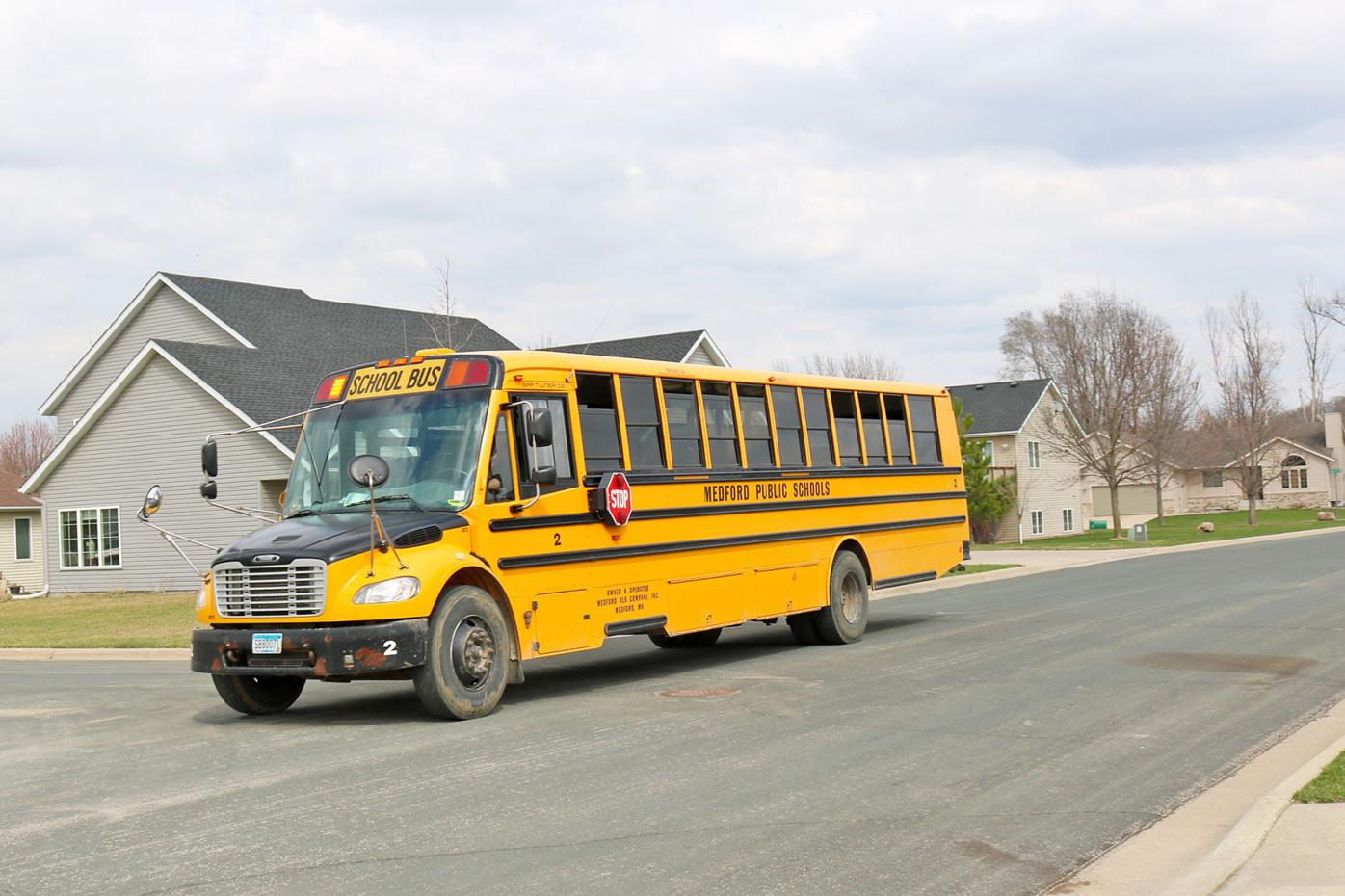 Medford School Bus