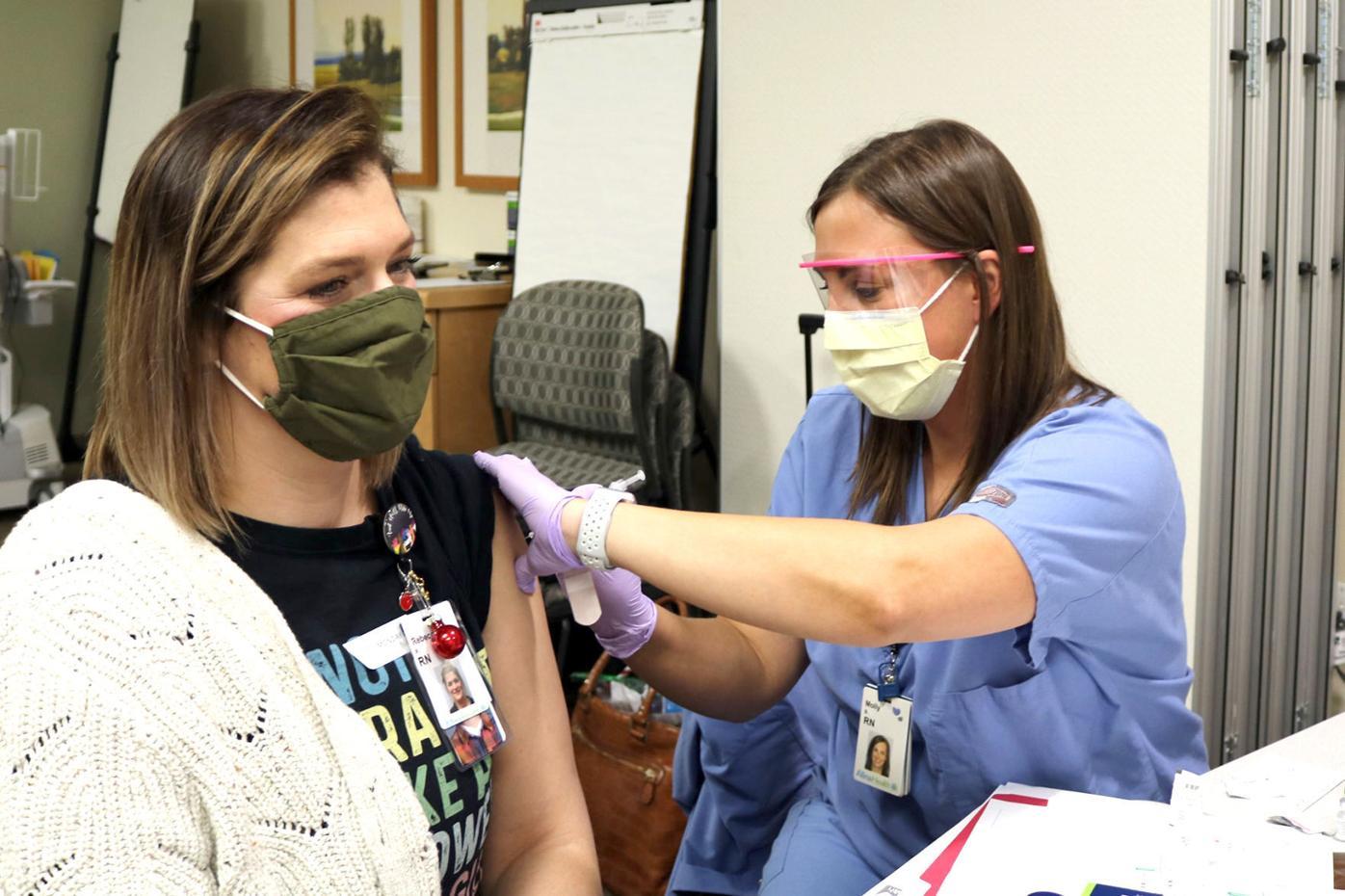 Owatonna Hospital COVID-19 vaccine