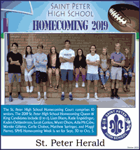 St Peter High School Homecoming 2019
