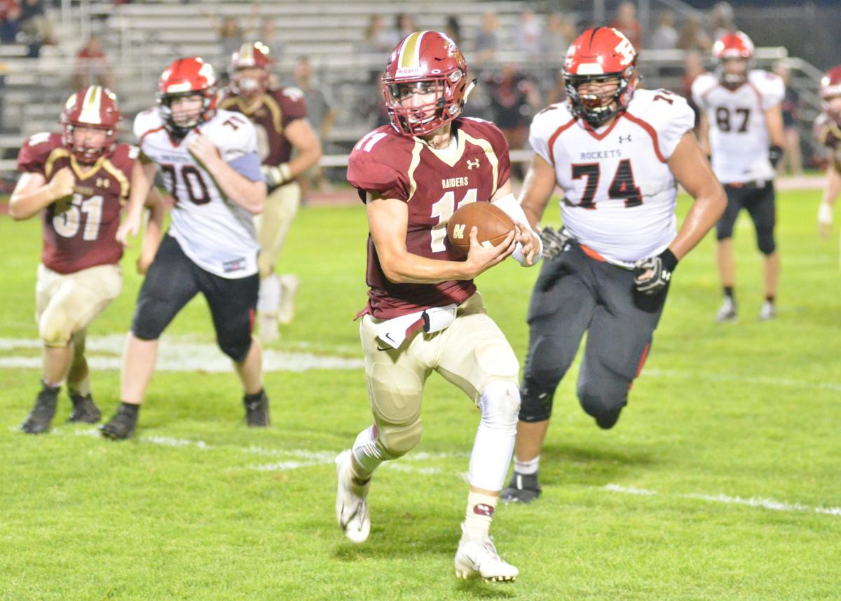 Northfield football unable to finish comeback against Rochester John Marshall