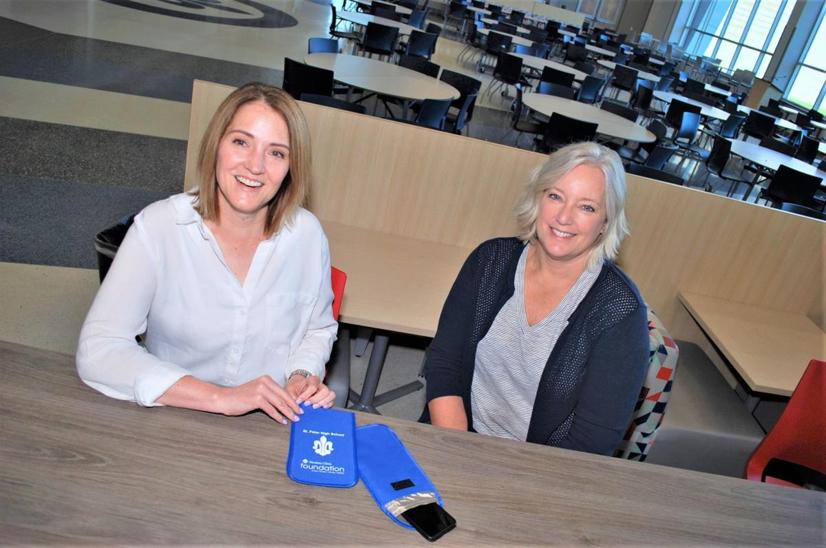 St. Peter High School to introduce CellSlip pouches in the fall