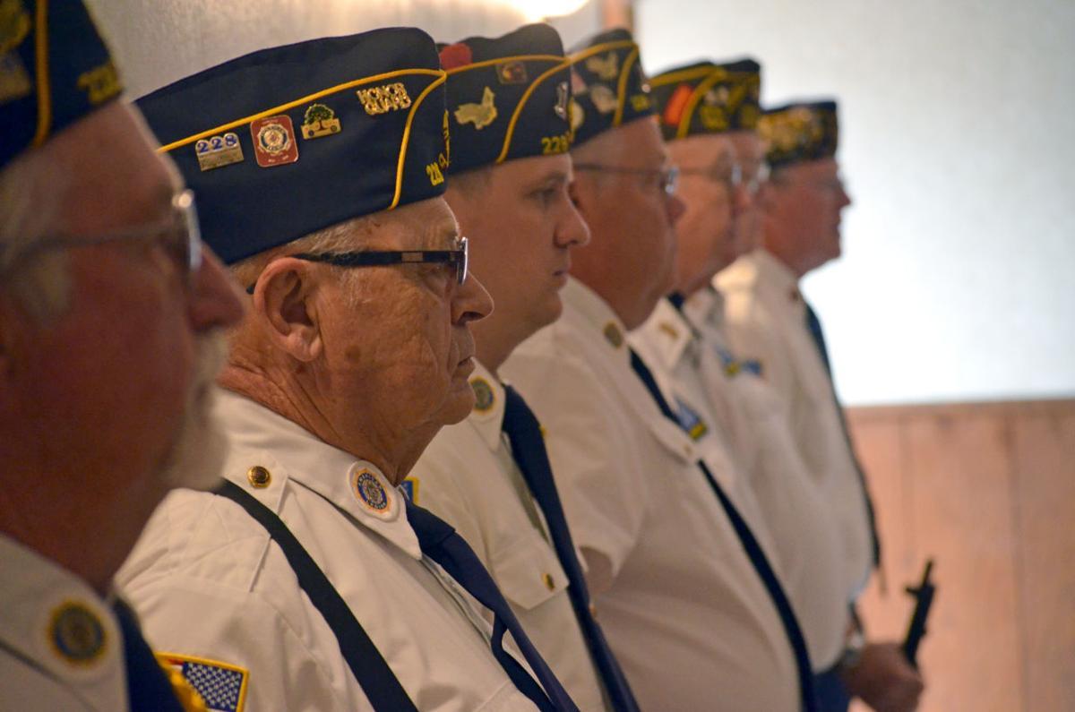 Waseca VFW, American Legion looking for honor guard members