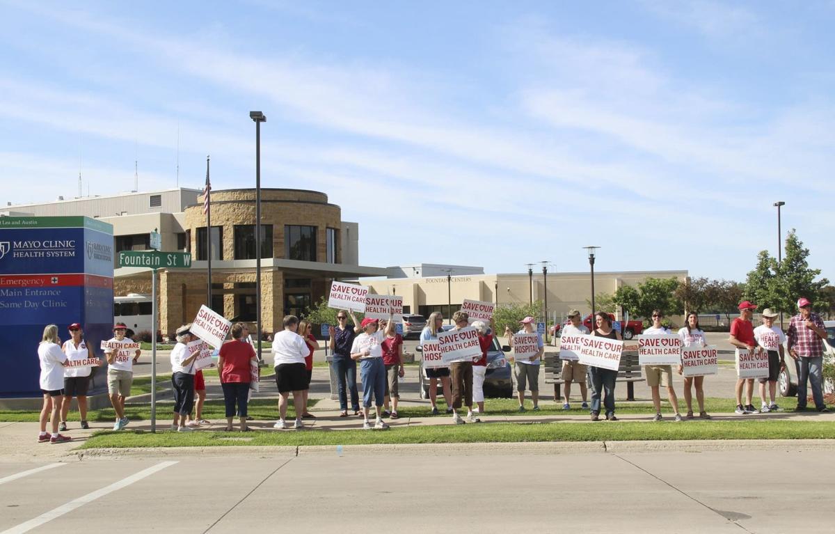 Mayo closes two more facilities, blames rural health care crisis