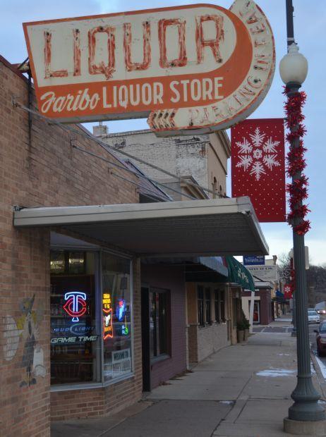 Liquor business
