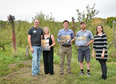 2021 Cannon River Champion Award winners