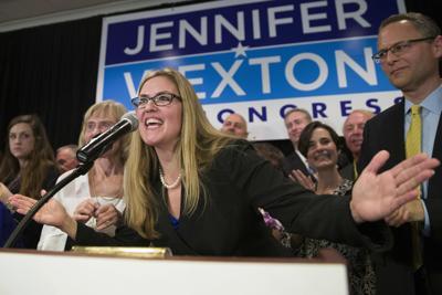 APTOPIX Election 2018 House Wexton Virginia