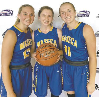 Waseca girls basketball
