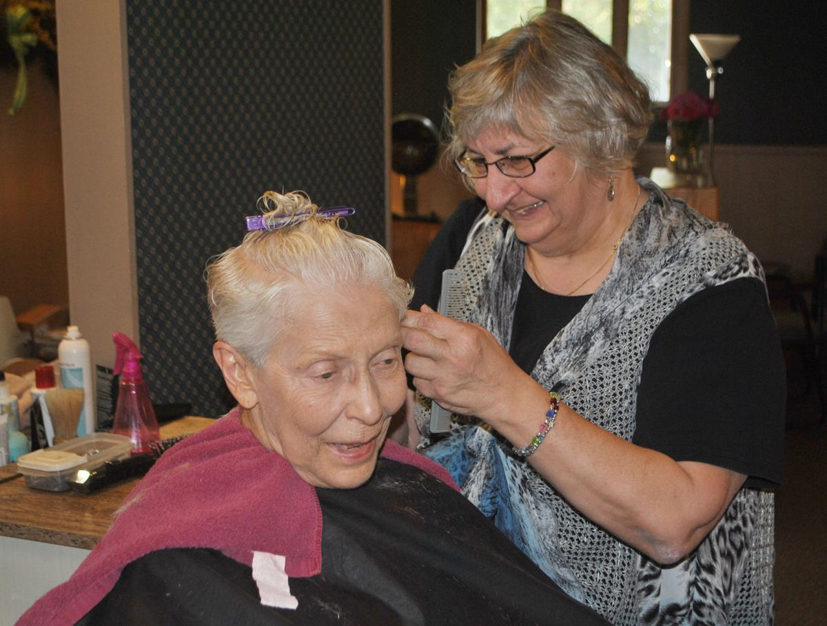 Northfield's Nita Swedin retires after 50 years styling hair