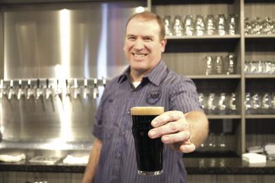 Bill Cronin, Mineral Springs Brewery