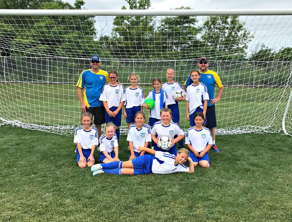 Trio of Waseca youth soccer teams win weekend tourneys