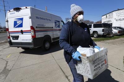 Postal Service States Lawsuit