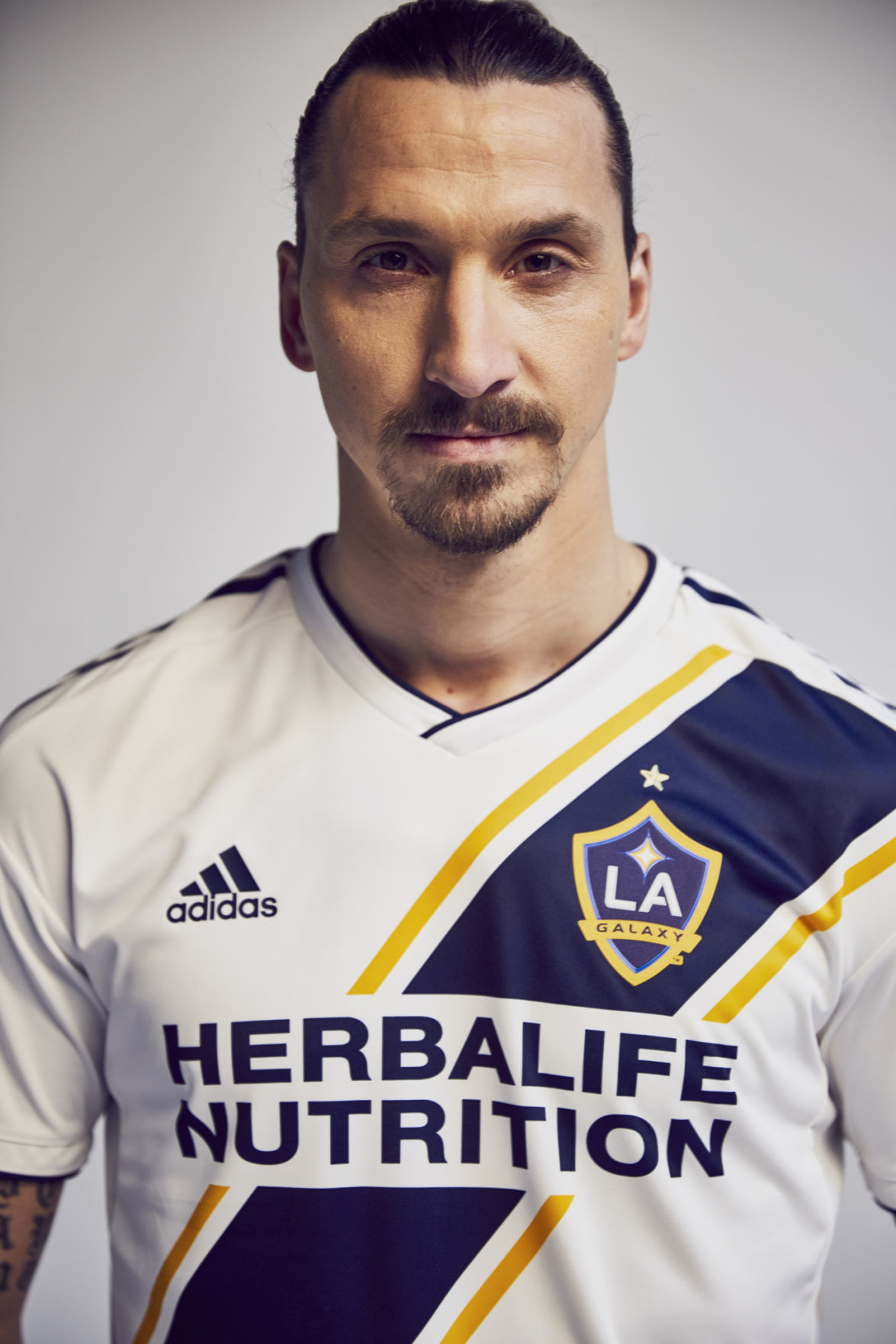 MLS-Galaxy Zlatan Move Soccer