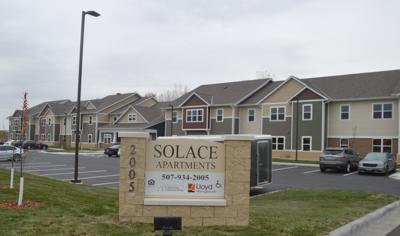 Solace Apartments -- St. Peter multi-family housing