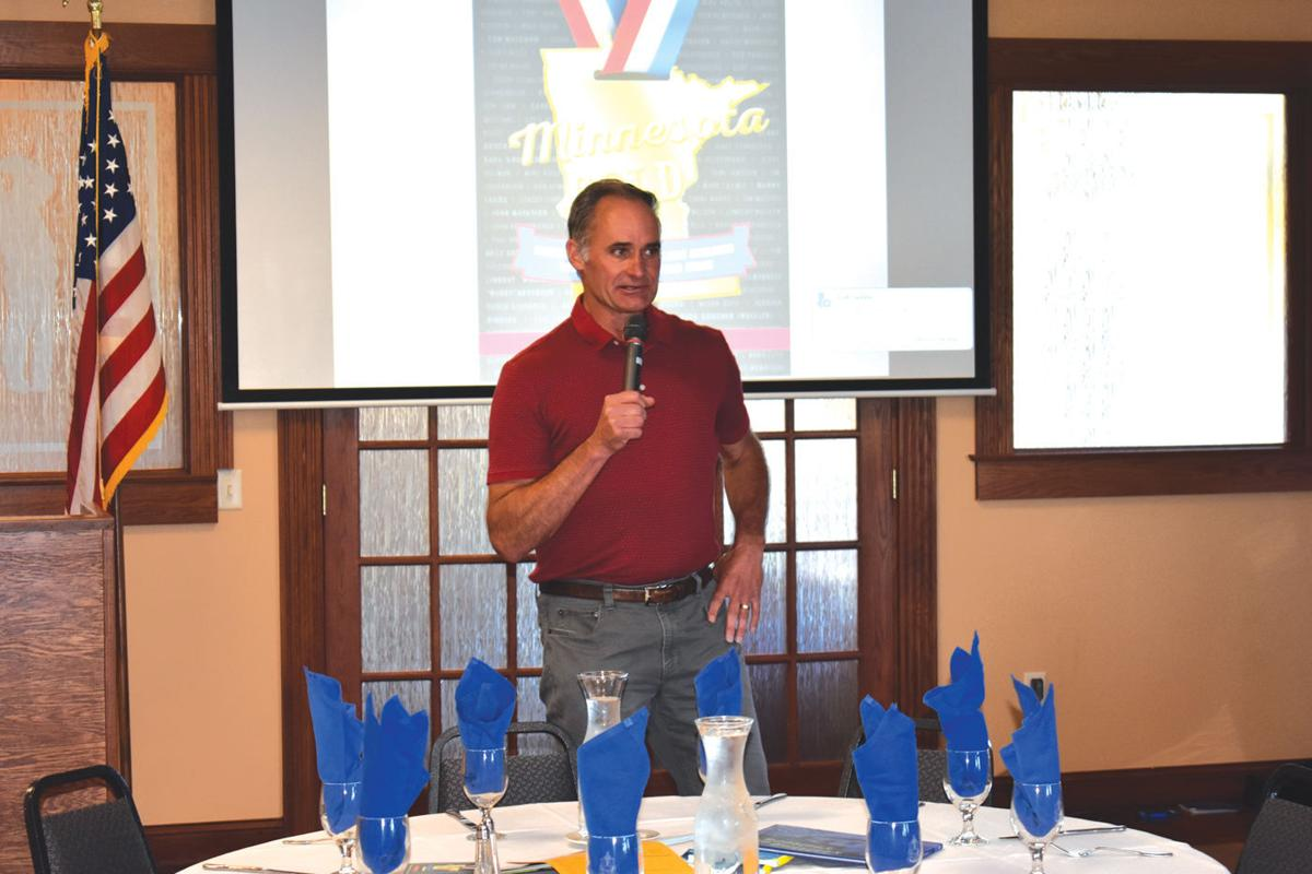 """""""Minnesota Gold"""" author shares tales of state's Olympians"""