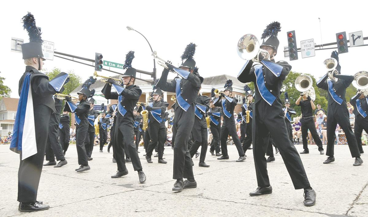 Harry Wenger Marching Band Festival