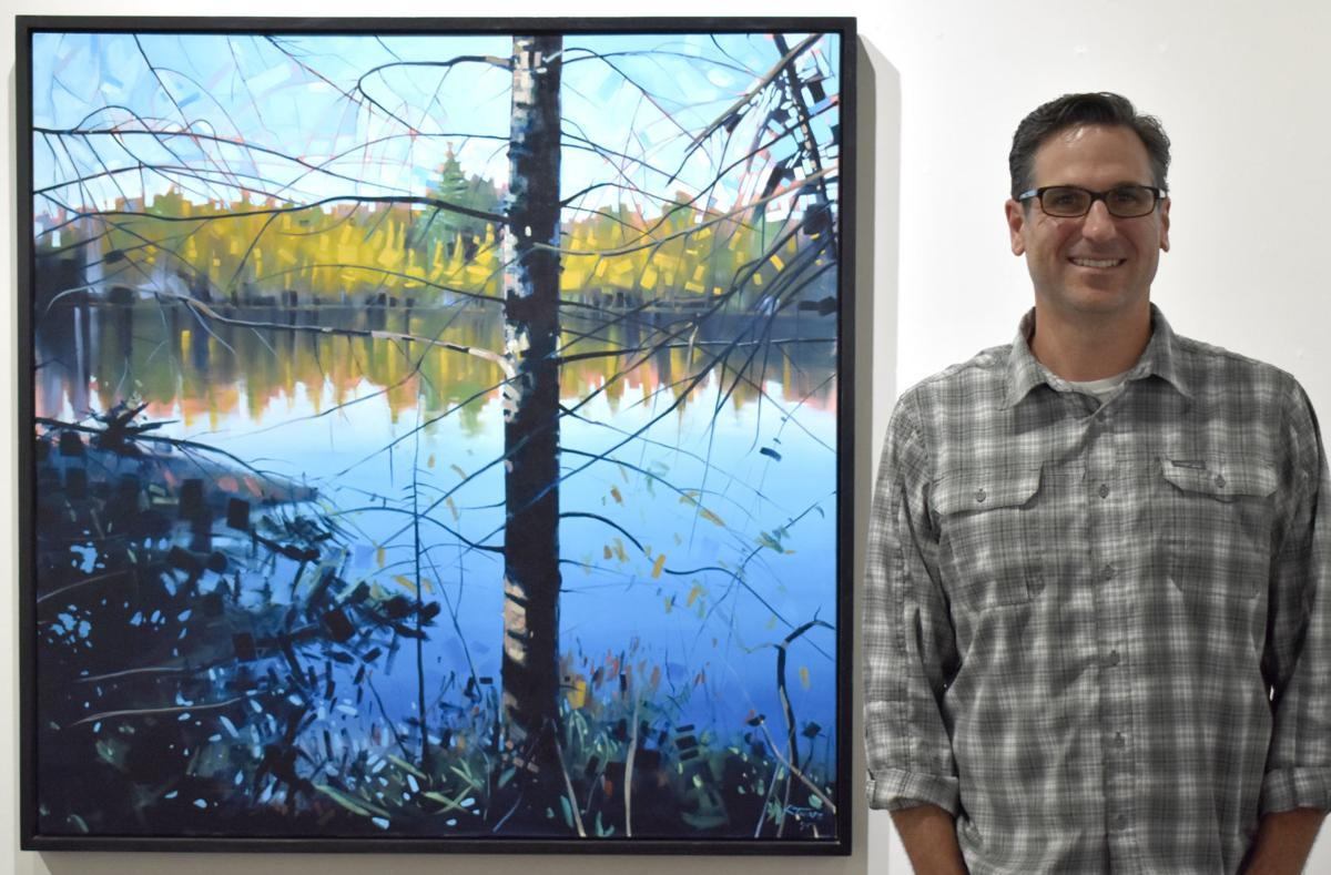 Three Minnesota artists exibit their skills in Paradise galleries