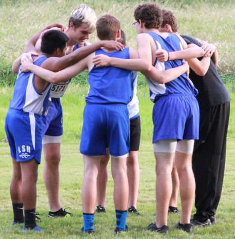 LS-H boys cross country