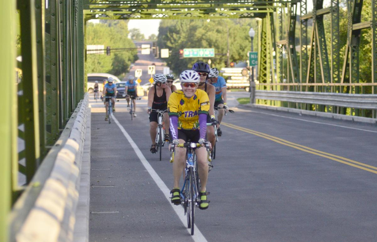 Bike MS draws cyclists from across state, country on five-day tour