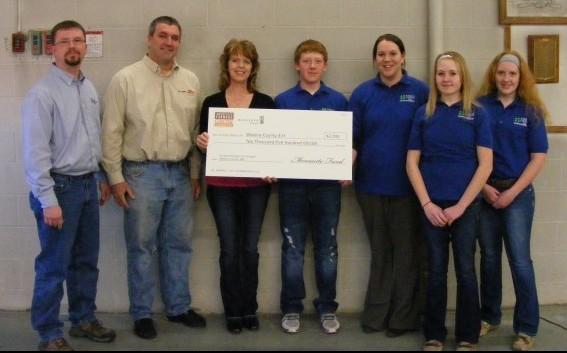 New Richland Farmer wins $5,000