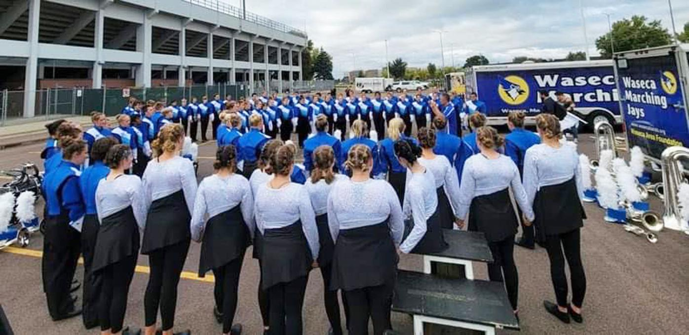 Marching Jays 2
