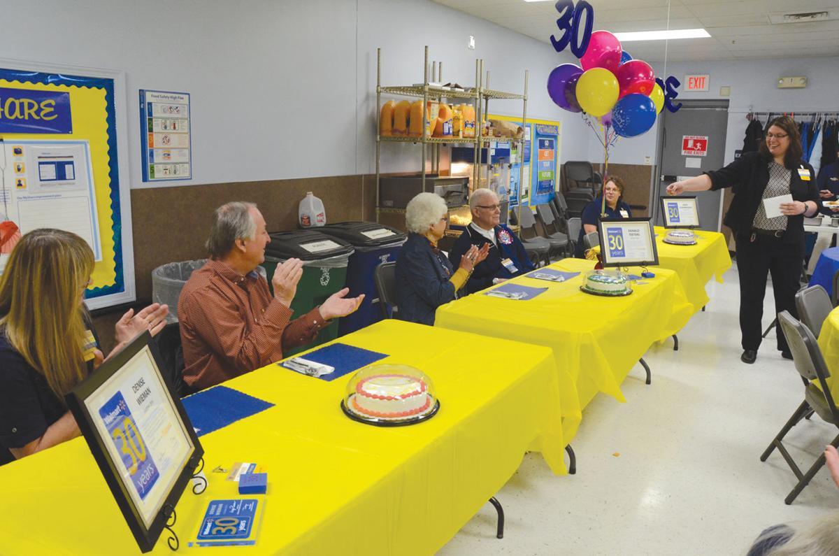 Wal-Mart turns 30, says farewell to first Minnesota associate | News ...