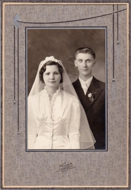 Leonard and Lydia Daleiden