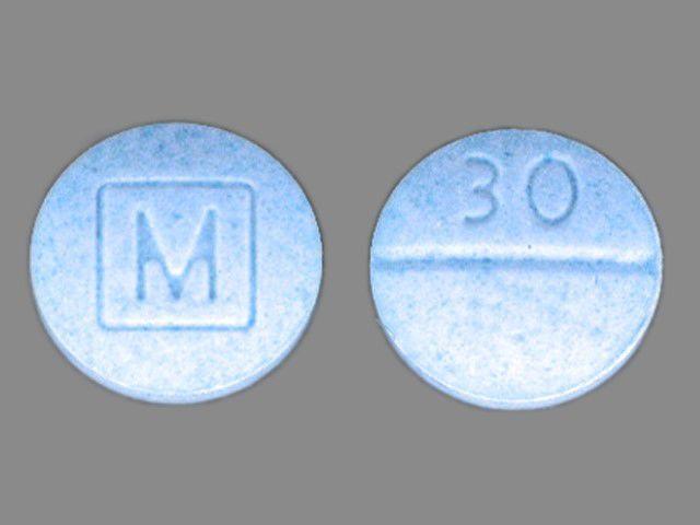 Counterfeit oxycodone