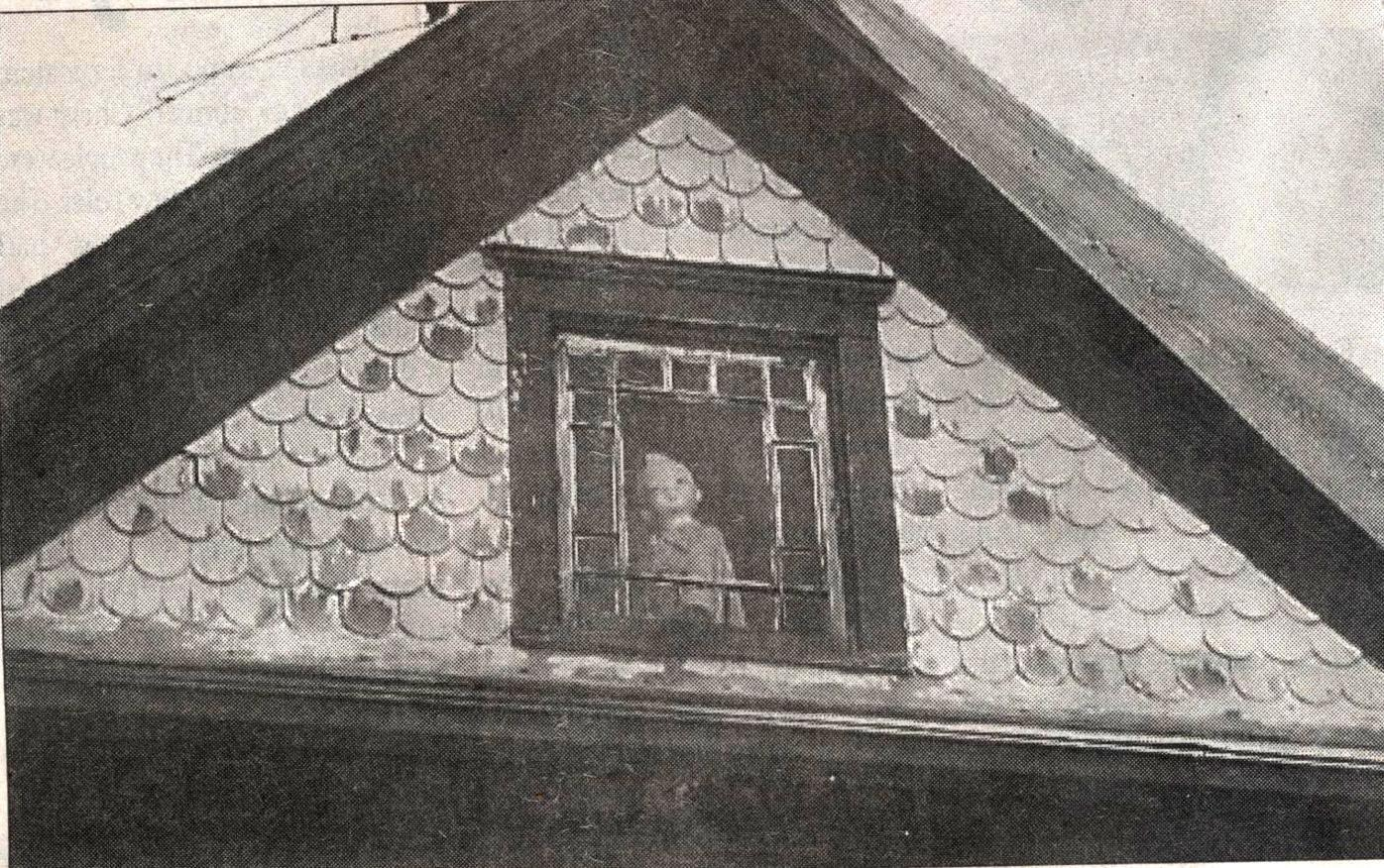 Todd Hale Remember The Janesville Doll In The Attic Window Community Southernminn Com