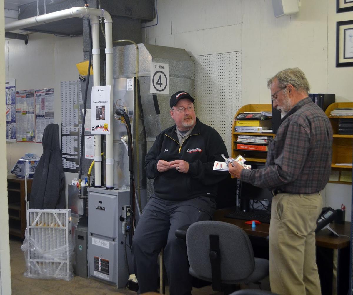 Jeff Williamson, Service Technician