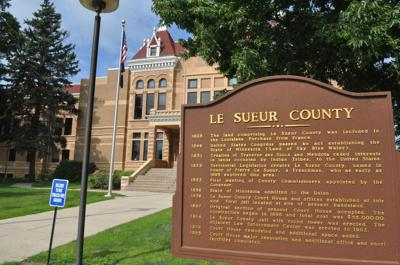 Le Sueur County Courthouse campus