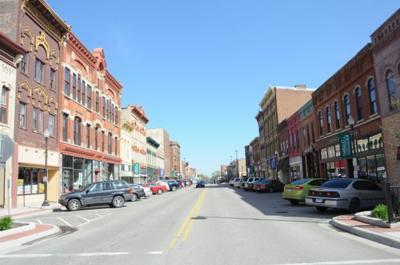 Downtown Faribault