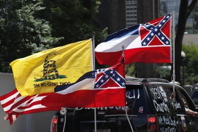 Confederate Flag Mississippi
