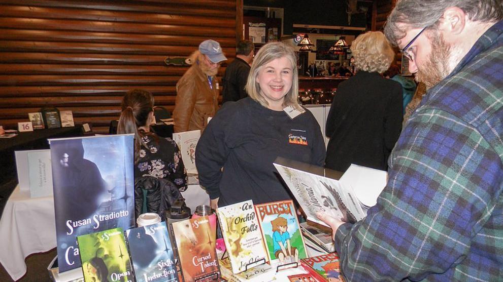Southern Minn Scene Editor's Choice: Cabin Fever Deep Valley Book Festival