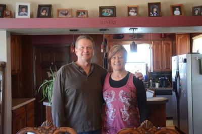 Carl and Diane White