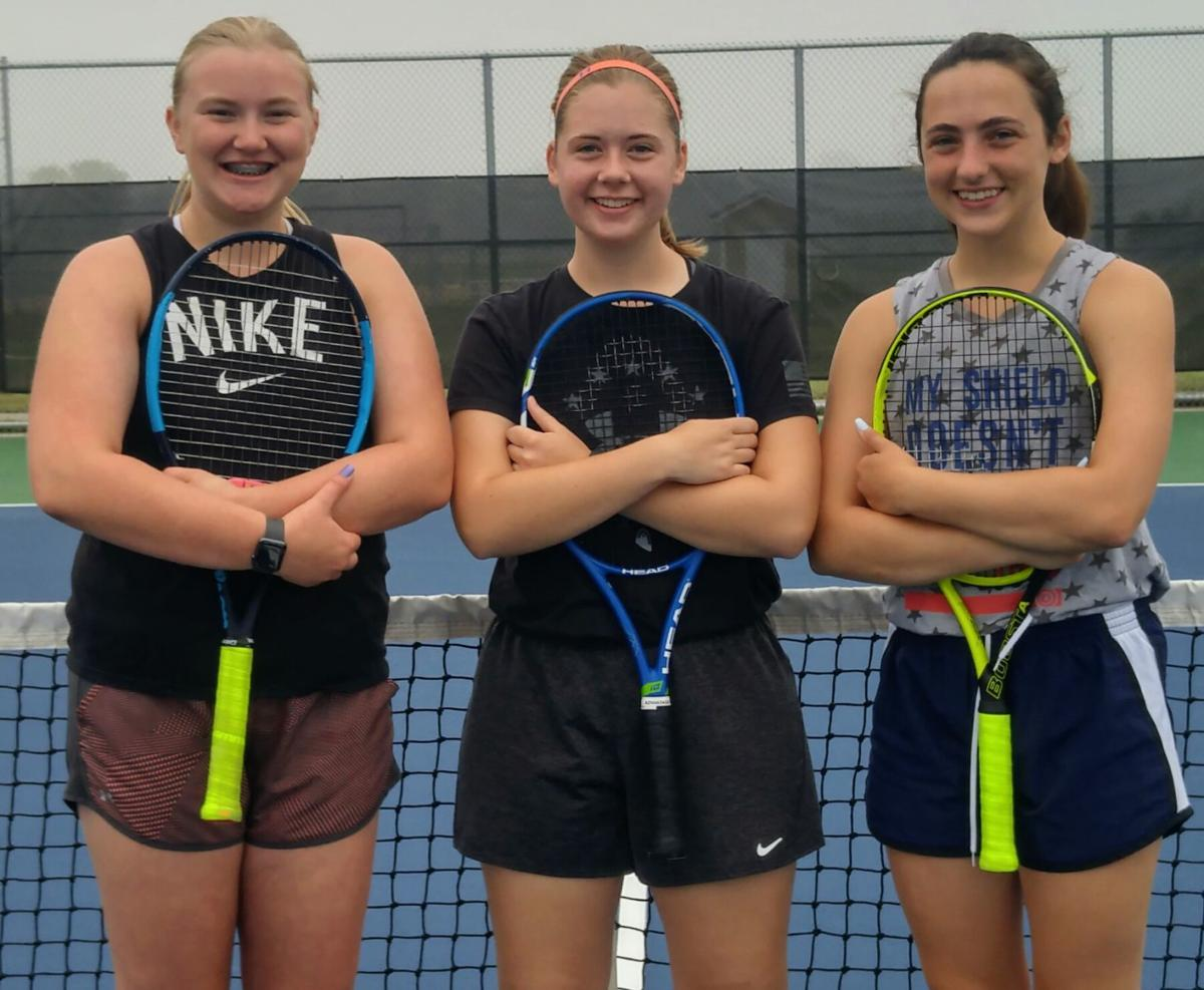 Captain's Interview: St. Peter girls tennis leaders ready to play their roles