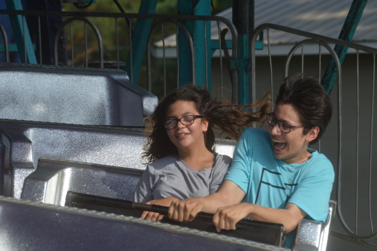 Waseca County Free Fair opens with rides, shows and ceremony