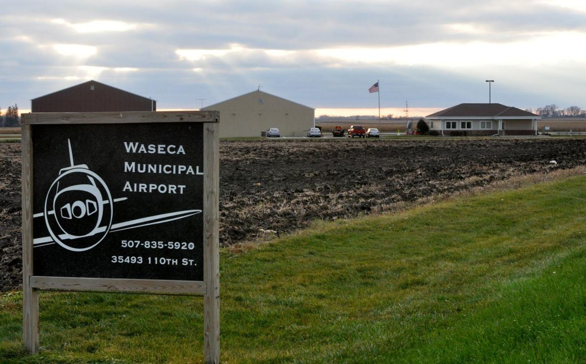 Waseca airport upgrades could include runway extension, new hangar development