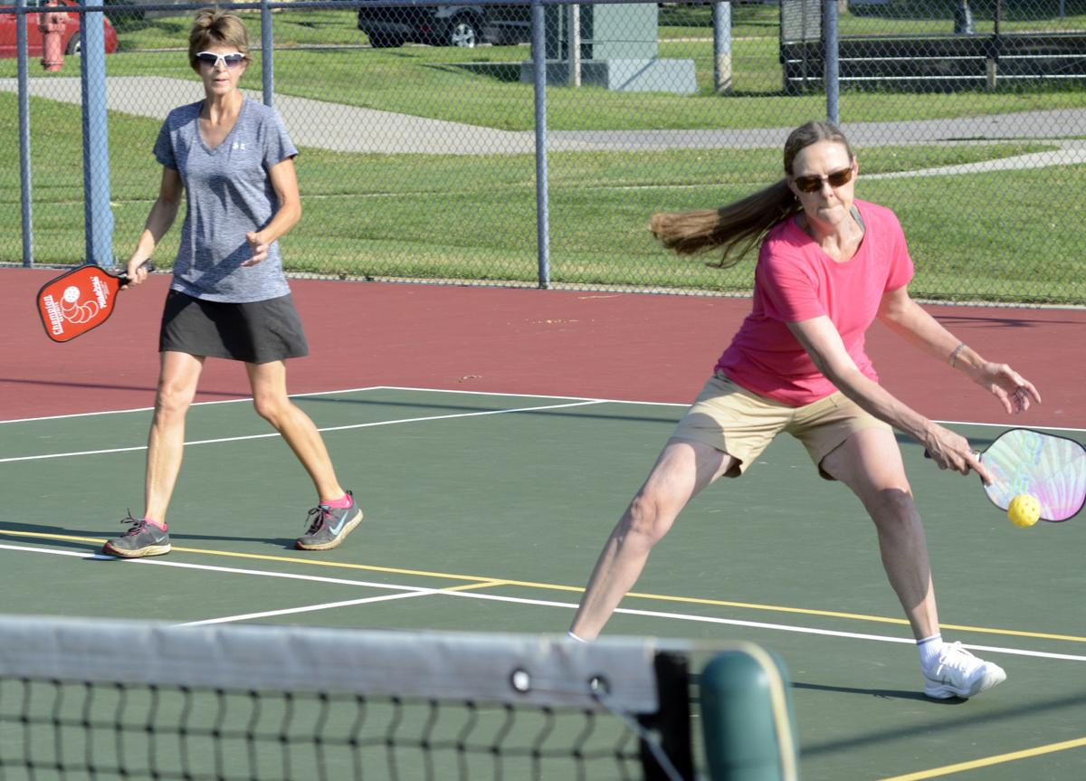 St. Peter pickleball