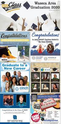 Waseca Area Graduation 2020