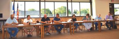 BP school board recap