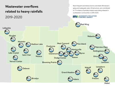MPCA, southeastern Minnesota leaders appeal for investment for extreme weather