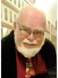 Pastor John Holte Hagen