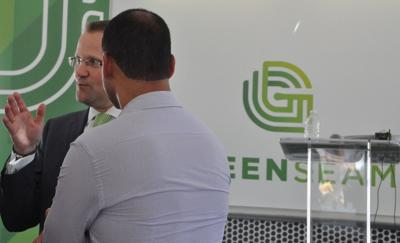 GreenSeam becomes region's agribusiness calling card