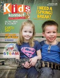 Kids Konnect March/April 2019
