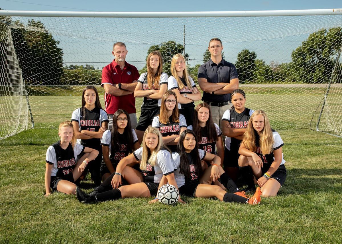 Triton/K-W/Hayfield JV girls soccer 2019