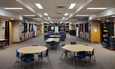 Tri-City United Lonsdale Empty Halls