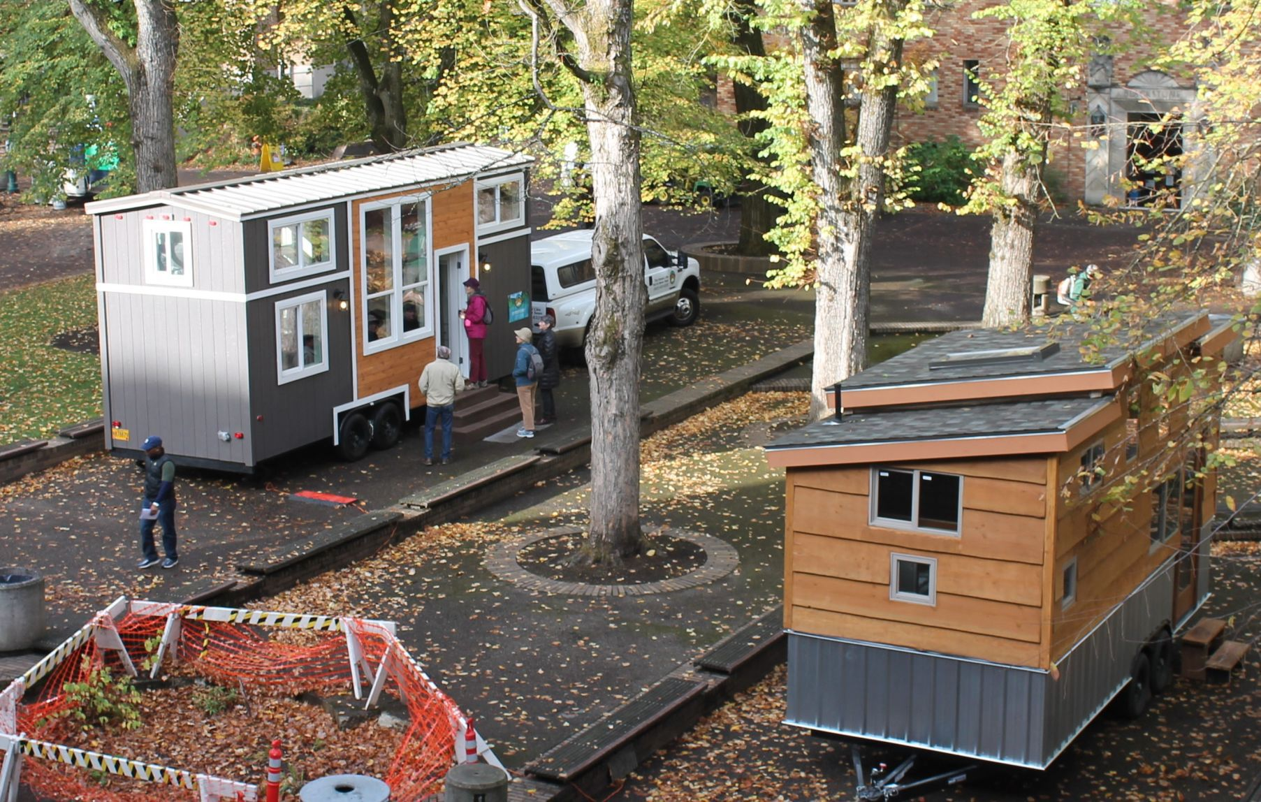 Fitting tiny homes into city ordinances no small feat News