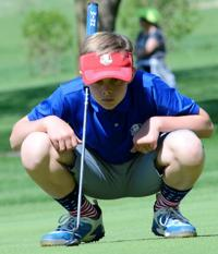 Le Sueur-Henderson/Cleveland boys golf takes 4th twice at Montgomery